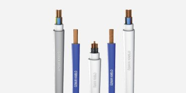 PVC Insulated Installation Cables Flexible Wires and Cords