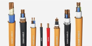 Halojen free Fire Retardant and Fire Resistant Cables